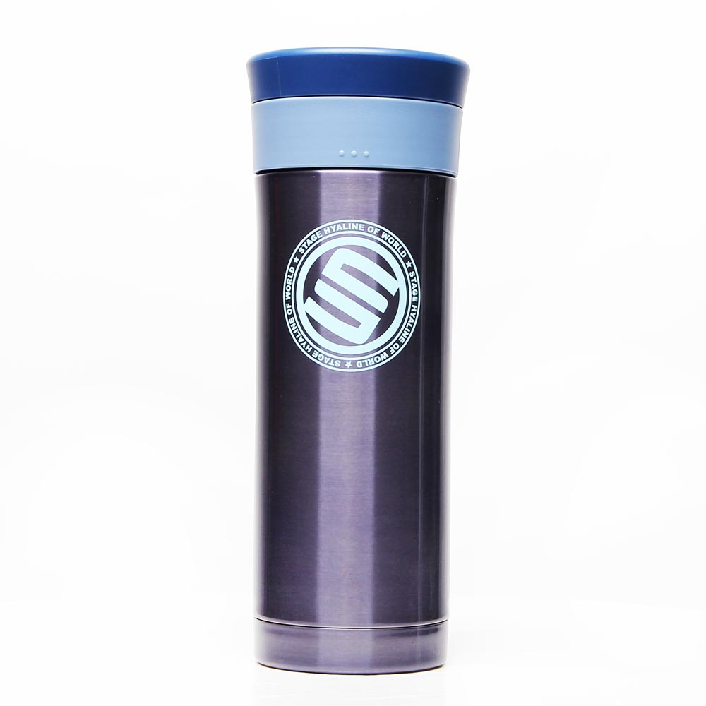 STAGE Thermos Bottle 保溫杯 紅/綠/藍/金 四色 1