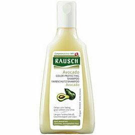 RAUSCH羅氏 酪梨洗髮精200ml適用於染燙髮質