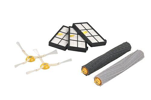 <br/><br/>  【美國代購】iRobot 原廠 Roomba 800 900 Series Replenishment Kit 替換用工具包<br/><br/>