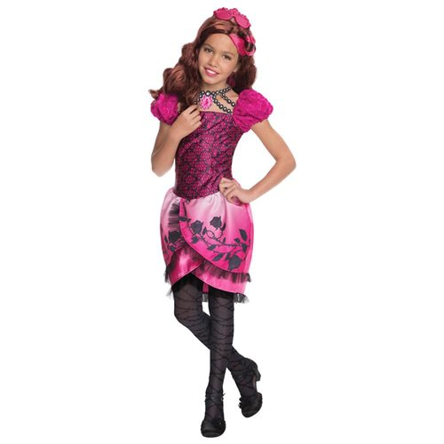 Briar Beauty Girls Costume - Ever After High Costumes 0