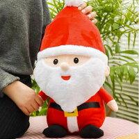 送小孩聖誕禮物推薦聖誕禮物卡通娃娃到超萌聖誕老人 娃娃 麋鹿 抱枕 絨毛玩具 聖誕節 公仔 聖誕節 交換禮物【HL67】就在OFAT小鋪推薦送小孩聖誕禮物