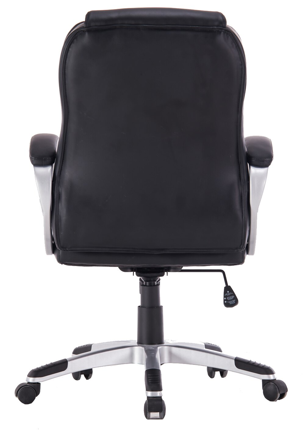 Angel High Back Manager Executive Deluxe Leather Chair With Arms Swivel Tile