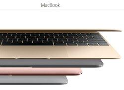 APPLE  MacBook 12吋 ★MNYG2TA/A太空灰 ★MNYJ2TA/A 銀色★MNYL2TA/A金色 ★MNYN2TA/A玫瑰金 ★1.3GHz ↑3.2GHz/ 8GB / 512GB / N / OS