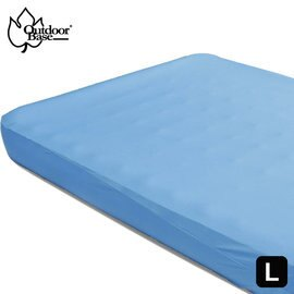 【Outdoorbase台灣】充氣床墊降溫床包套智慧激涼降溫床包套L號/26336