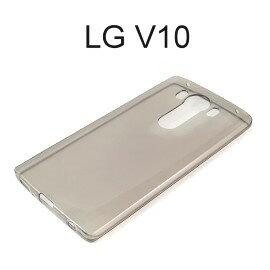 超薄透明軟殼 [透灰] LG H962 V10