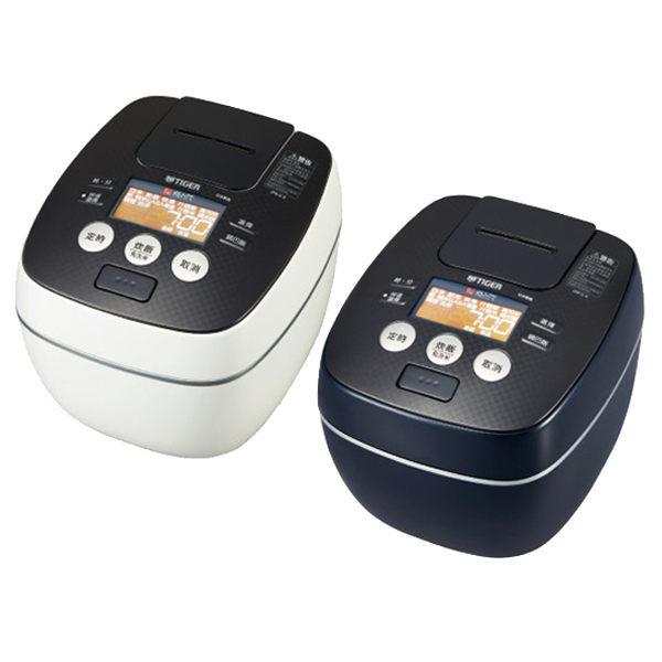 【TIGER虎牌】日本製10人份可變式雙重壓力IH炊飯電子鍋(JPB-G18R)
