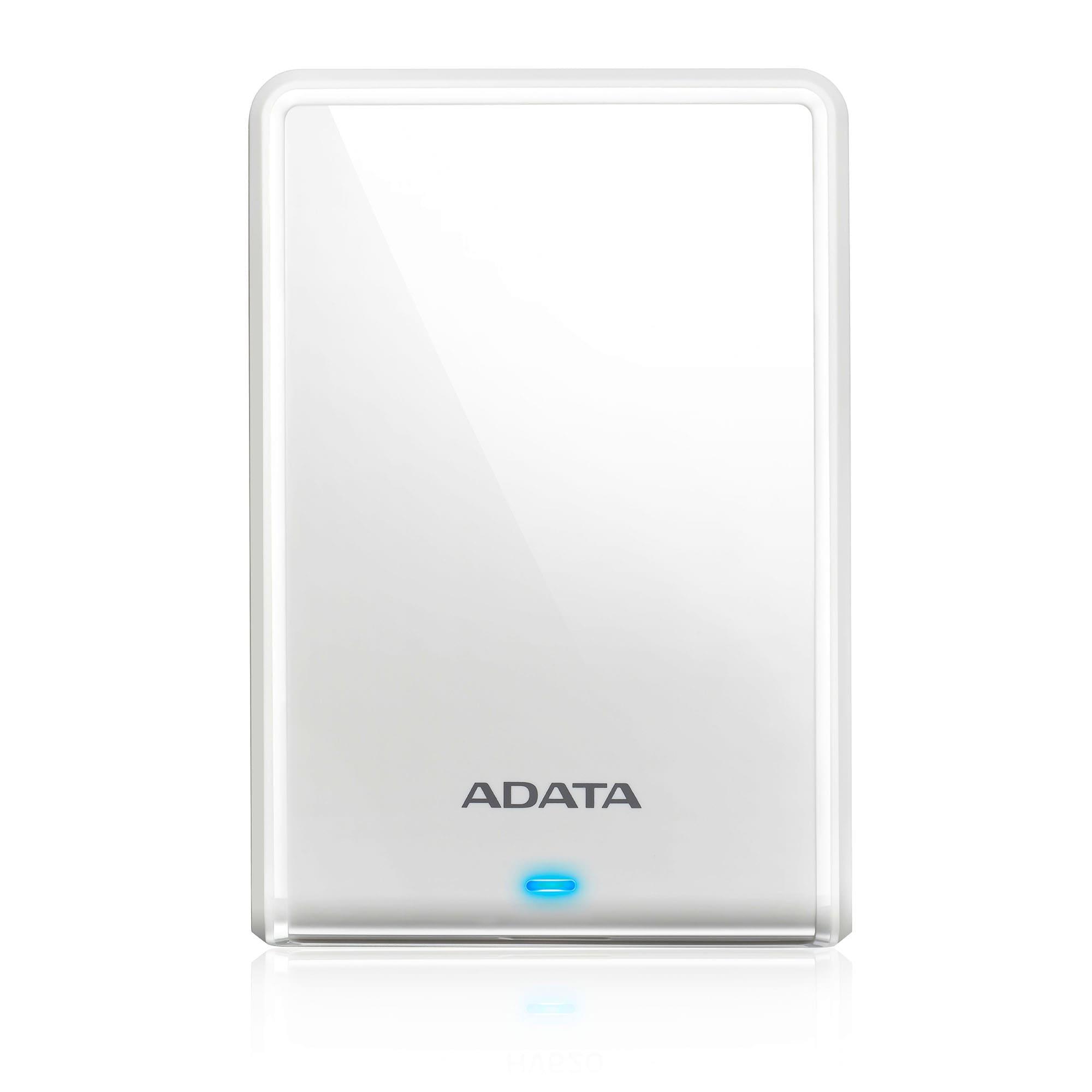 【滿3千10%回饋】ADATA 威剛 HV620S 1TB(白) 2.5吋行動硬碟