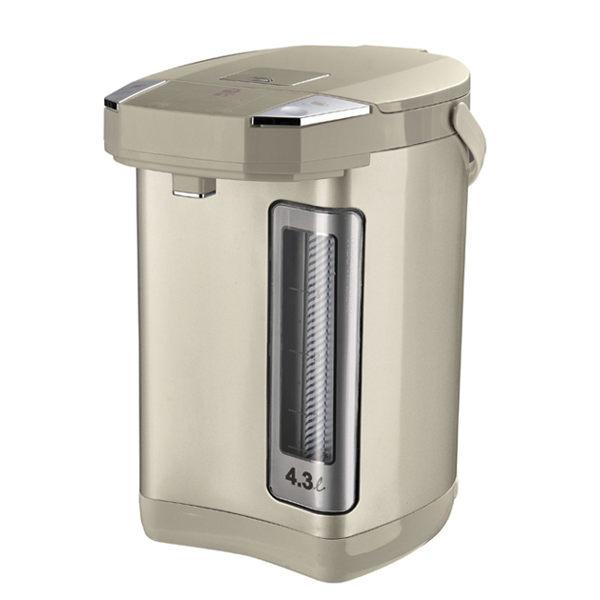 【晶工牌】4.3L電動給水熱水瓶 JK-8643
