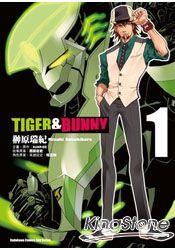 TIGER   BUNNY 01