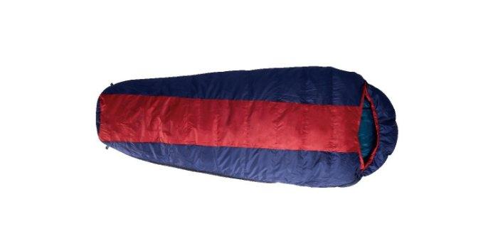 【H.Y SPORT】《貝斯卡》BC826 冰熊400g 0度C 羽絨睡袋 超輕/露營.登山.露宿睡袋(收納後僅18公分