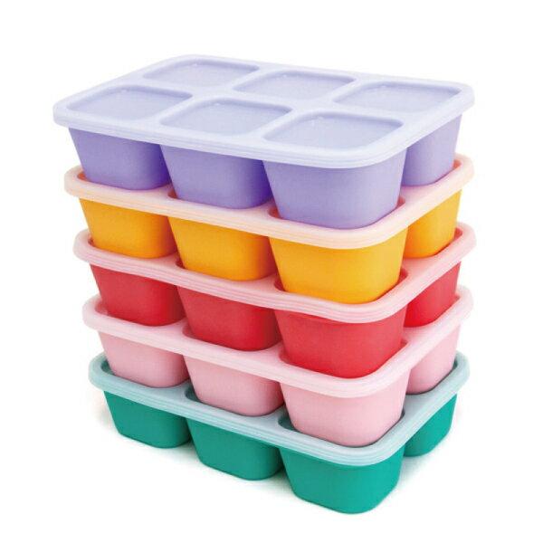 加拿大 Marcus & Marcus 造型矽膠副食品分裝保存盒 (5款可選)