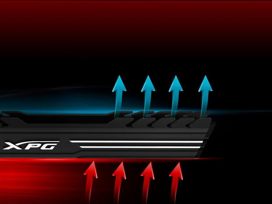 ADATA XPG GAMMIX D10 16GB (2 x 8GB) 288-Pin DDR4 SDRAM DDR4 2666 (PC4 21300) Desktop Memory Model (AX4U266638G16-DBG) 4