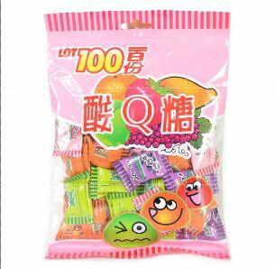 慧鴻一百份QQ糖