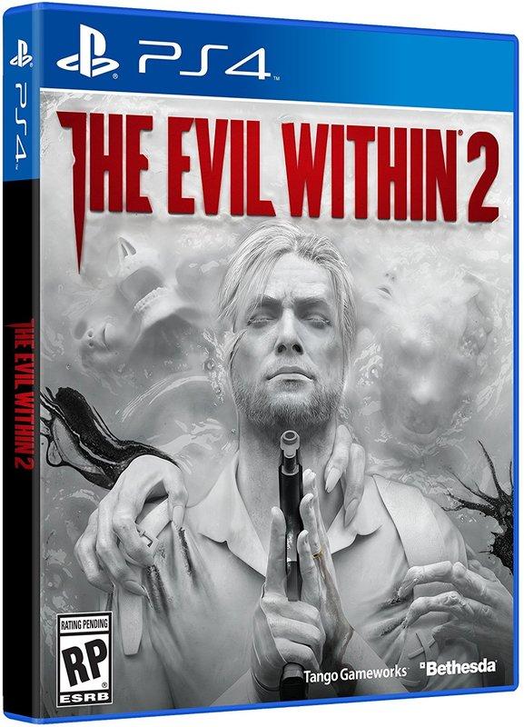 [現金價] 預購2017/10/13特典依官方公佈 PS4 邪靈入侵 2 The Evil Within 2 亞版中文版