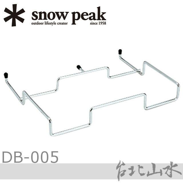 Snow Peak  DB-005 桌邊垃圾袋架/ IGT 垃圾袋延伸架/日本雪峰