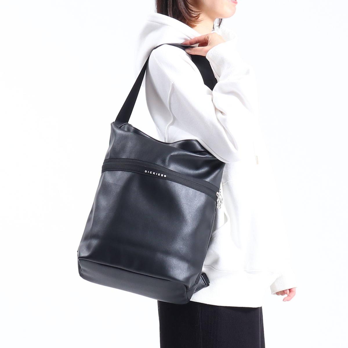 日本Galleria  /  Dickies SYNTHETIC LEATHER 2WAY BAG 休閒後背包  /  dic0031  /  日本必買 日本樂天直送(6490) /  件件含運 6
