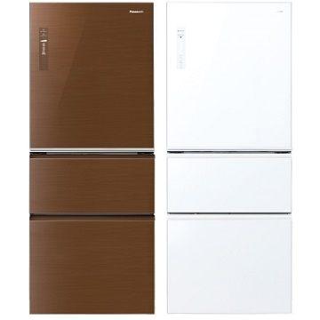 Panasonic 國際牌 NR-C508NHG 科技無邊框變頻三門冰箱【零利率】※熱線07-7428010