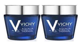 安康藥妝:◣原廠公司貨可登入累積積點◥【VICHY薇姿】智慧動能SPA能量水面膜2入組