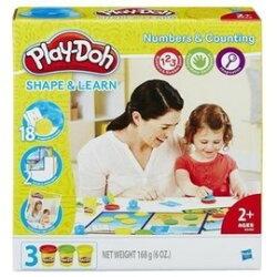 Play-Doh培樂多數字學習遊戲組 424元