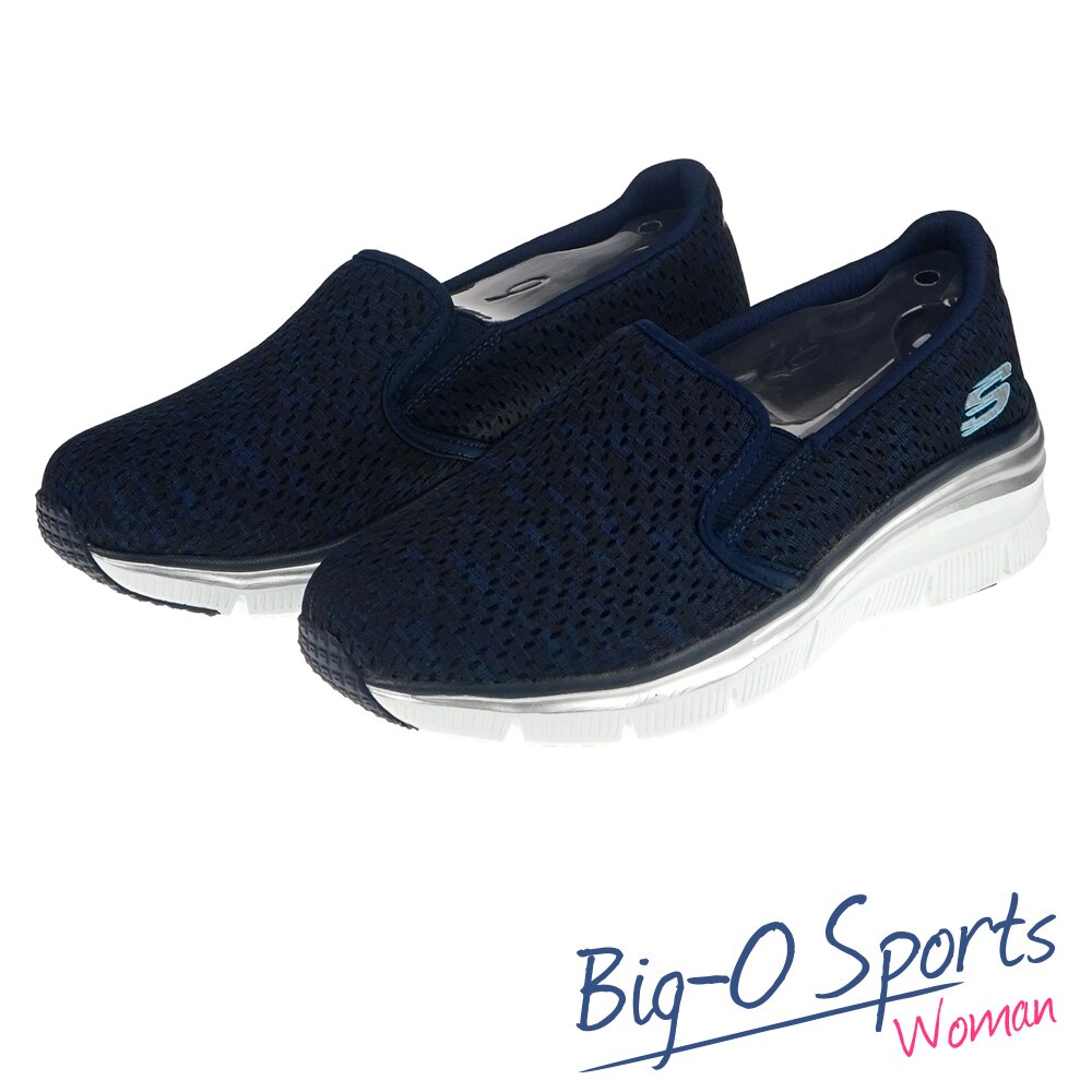 SKECHERS Fashion Fit 運動系列 內增高款 女 12705NVY Big-O Sports