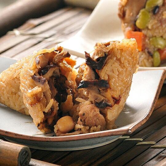 【明華食品】傳統南部粽10入-粽子推薦 端午肉粽於6月3日前完款保證節前到貨~