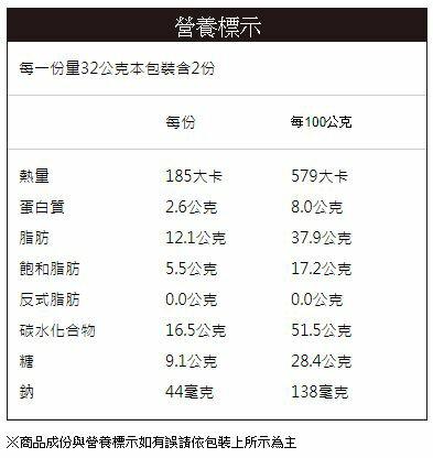喜年來蛋捲隨手包-芝麻64g【合迷雅好物商城】