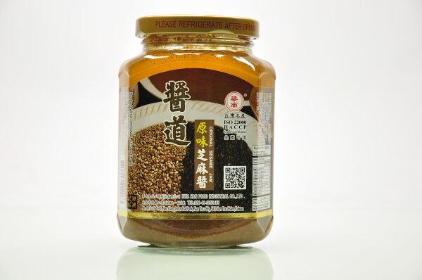 【華南食品】醬道原味芝麻醬