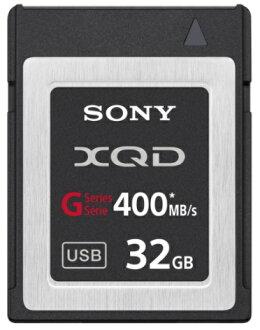 【新博攝影】Sony XQD 記憶卡 32G (QD-G32A)台灣索尼公司貨