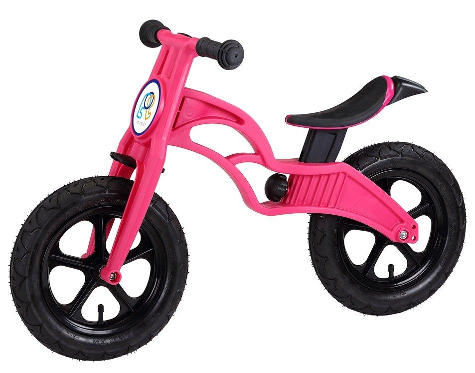 Pop Bike 兒童滑步車 / 平衡車 / 學步車 /  - 氣胎 粉色 - 限時優惠好康折扣