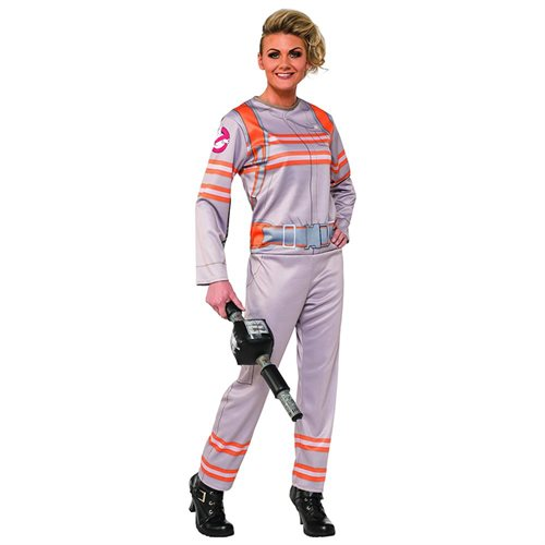 Ghostbusters Movie 3 Female Adult Costume Small 0