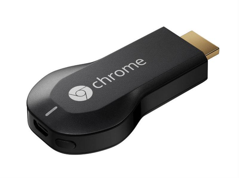 ㊣胡蜂正品㊣ 預購 Google Chromecast HDMI Streaming Media Player (全新盒裝)