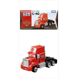 【Fun心玩】C-40 DS83176 麗嬰 TOMICA TOMY 汽車總動員 CARS 麥大叔 多美小汽車 生日 禮物