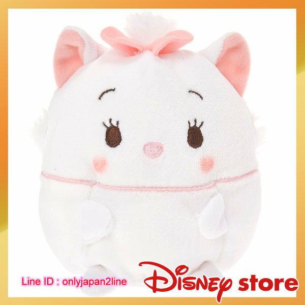 【真愛日本】16111000036專賣店限定香氛雲朵娃-粉彩瑪莉貓 迪士尼 專賣限定 香氛娃  疊疊樂 沙包娃