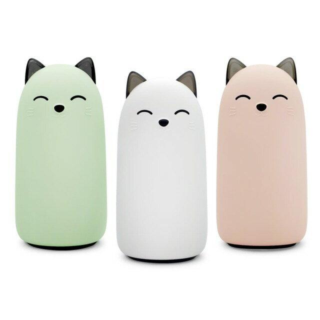 [富廉網]【SEGSI】IM-706 萌貓造型 10000mAh 行動電源