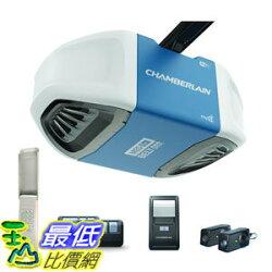 [7美國直購] 車庫門開啟器 Chamberlain B550 Smartphone-Controlled Ultra-Quiet and Strong Belt Drive Garage Door Opener