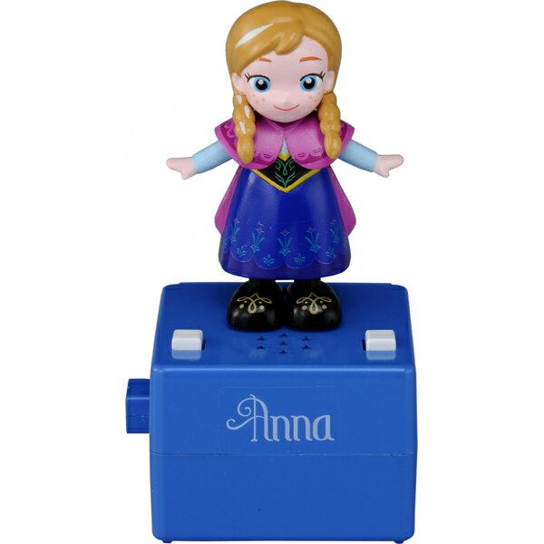 【真愛日本】 16051300006踢踏舞-安娜    迪士尼 冰雪奇緣 Frozen   踢踏舞 玩具 擺飾