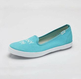 PONY 薄底娃娃鞋 43W1FL61CB 湖綠 【陽光樂活】