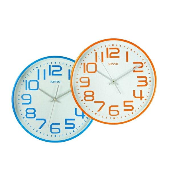 賣家送電池 馬卡龍靜音掛鐘 時鐘 鬧鐘 掃描機蕊 掛鐘 超靜音 CL-146
