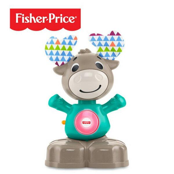Fisher-Price 費雪 LINKIMALS聲光可愛糜鹿【悅兒園婦幼生活館】