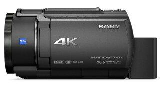 【加贈32G記憶卡】SONY 索尼 FDR-AX40 AX40 4K Handycam® 搭載 Exmor R® CMOS 感光元件 公司貨