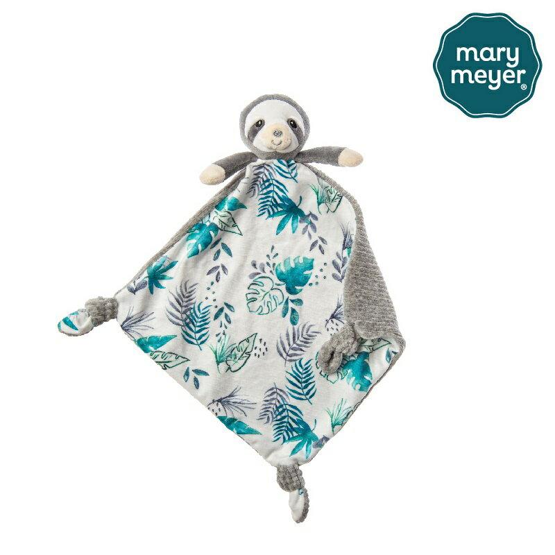 【玩具專區滿$1500送poli驅蚊陀螺手環(1入)】美國 MaryMeyer Baby柔軟安撫巾-微笑樹懶