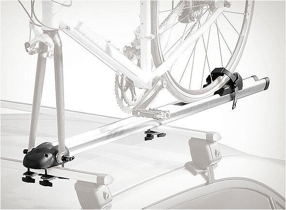 【露營趣】安坑特價 BNB RACK 熊牌 BC-219 前叉固定車頂攜車架-拆輪 單車架 腳踏車架 ARTC合法認證