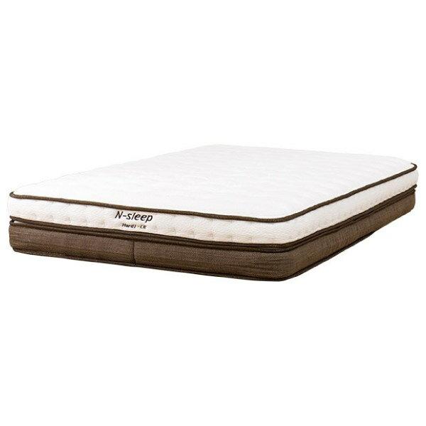 ◎硬質彈簧 獨立筒彈簧床 床墊 N-SLEEP H1-CR 單人 NITORI宜得利家居 1