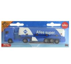 (卡司 正版現貨) 德國小汽車 SIKU 油灌拖車 SU1626 兒童禮物 模型車 玩具車