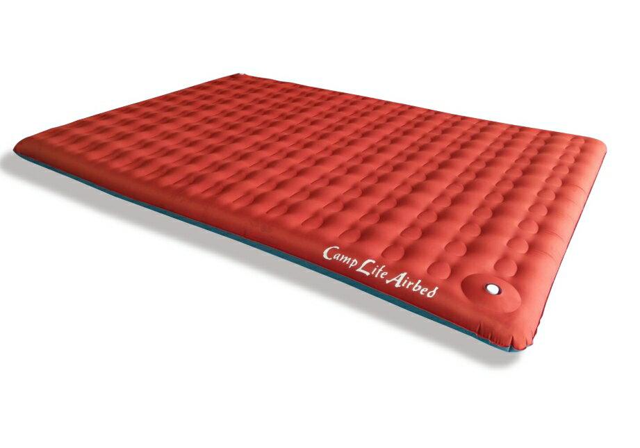 日野戶外~【CampLife】美麗人生 XL 號 升級版 充氣床 睡墊 床墊 露營 非 歡樂時光