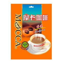 摩卡醇濃二合一咖啡11G*30包【愛買】