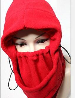 防風保暖面罩頭套帽