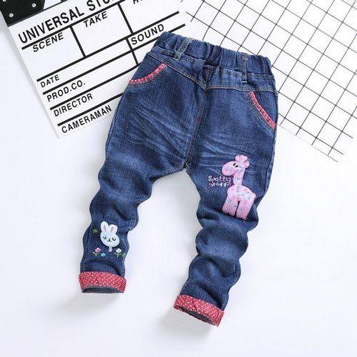 中小童牛仔褲嬰幼兒長褲寶寶褲童裝CH5341好娃娃