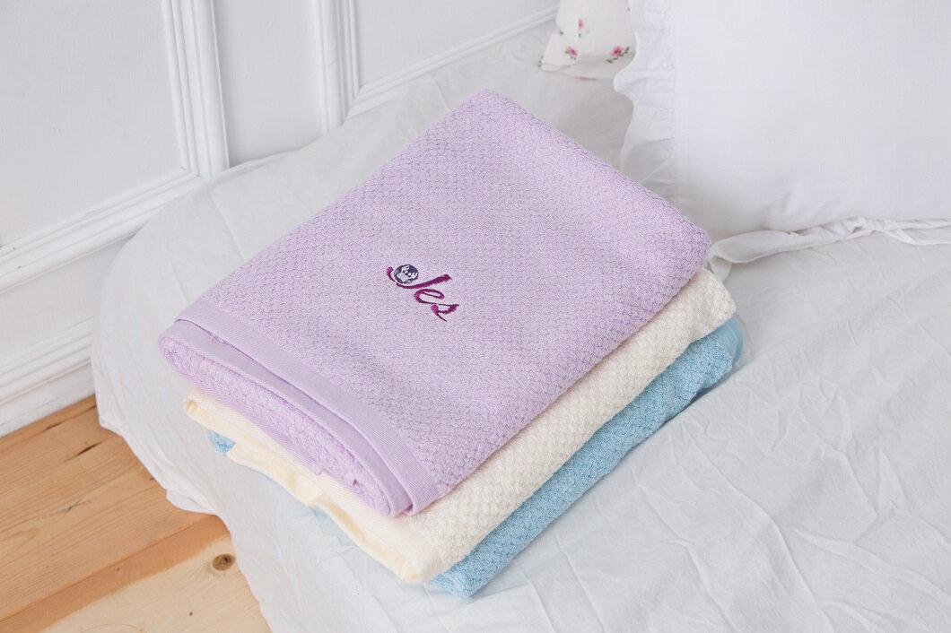 傑適達Jesda 甲殼素抗菌浴巾 抗菌纖維防臭抗霉 吸濕柔軟(133cm x 69公分) 4