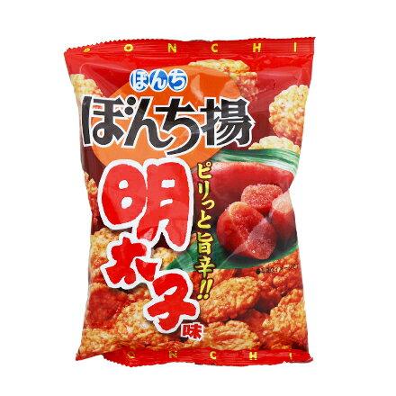 [敵富朗超市]BONCHI 明太子風味米果(賞味期限2017.11.24)